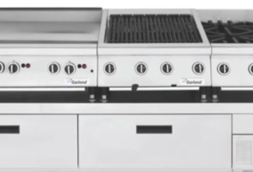 Charbroiler and Griddle Repair